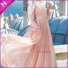 2015 de Manier Roze Moslim MaxiAbaya van het Ontwerp van Doubai