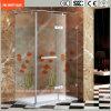cópia do Silkscreen de 3-19mm/gravura em àgua forte ácida/vidro temperado geada/do teste padrão segurança para a HOME, banheiro do hotel/chuveiro/cerco do chuveiro com certificado de SGCC/Ce&CCC&ISO