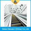 Baixo nível de ruído e seguro de transporte público de passageiros automática escada rolante Df800/35