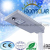 luz de calle solar integrada de 15W LED en China