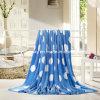 Luxuriöse korallenrote neuer Entwurf 100% des Vlies-Decken-Polyester-2013