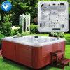 2015の新しいデザイン5人の屋内温水浴槽の販売