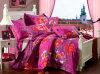Reine Baumwolle mit der reagierenden gedruckten Bettwäsche eingestellt (YH1324)