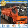 Preço quente do caminhão de petroleiro do combustível da venda do caminhão 120HP do petróleo de Dongfeng LHD Rhd 8kl
