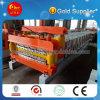 La Chine Hot Sale double couche de toiture/panneau mural ancien Machines à rouleaux