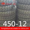 Fabrik ISO9001 ECE-Bescheinigungs-Aktien-niedriger Preis-Motorrad-Reifen-Motorrad-Gummireifen-chinesischer Reifen-Fabrik-Lieferanten-Großverkauf 450-12