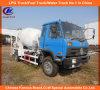 mini camion della betoniera di Dongfeng del miscelatore di cemento di 4X2 3cbm-4cbm