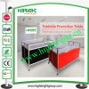 Supermarket SaleのためのFoldable Promotion Table