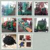 Automatischer Gummireifen-Abfallverwertungsanlagen-Reifen-Reißwolf