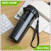 Nahrungsmittelgrad-breiter Mund-Plastikwasser-Flasche mit Schutzkappe