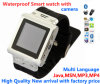 Móvil de la manera impermeable de los relojes teléfono celular inteligente Watch (HW-001)