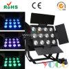Напольное 12*15W RGB 3in1 СИД Stage DJ Effect PAR Light