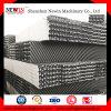 Evapco Kühlturm-Füllen/Antrieb-Netzanschlüsse/Lufteinlauf-Rasterfeld