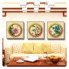 3 Panel-Ölgemälde-Wand-Kunst-hängende Abbildung für Haus, Büro, Hotel-Dekoration