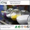 De plastic Witte Kleur Masterbatch van de Melk van het Pigment TiO2 voor het Gieten van Film