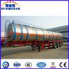 40-80 반 Cbm 알루미늄 연료 탱크 트레일러