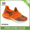 新しい到着2018のスポーツの靴の本物の編まれた運動靴