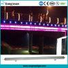 Im Freien 60PCS 0.2W RGB 3in1 LED wasserdichte Wand-Wäsche