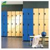 Armadio fenolico di ginnastica del migliore di qualità laminato HPL del compatto
