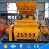 Machine portative de mélangeur concret du prix usine petite Js500
