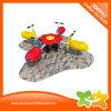 Lustiges vier Sitzkinderkiddie-Fahrspiel-Gerät für Verkauf