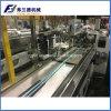 Plastik-Extruder-Maschine des pp.-PET Profil-Co/Produktionszweig
