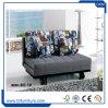 Кровать софы комнаты горячего надувательства Китая дешевая живущий