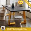 사치품에 의하여 중국 공급자 Dinning 경작되는 대리석 테이블 (HX-8DN033)