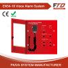 Pt54 Voz padrão Remoto de Alarme de microfone para bombeiros