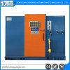 Torção do cabo eléctrico de alta precisão Enfeixando Máquina de desenho de fio de cobre
