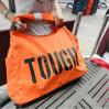 Sacchetto riutilizzabile della tela di canapa di acquisto del Tote del cotone del regalo su ordinazione di promozione (MECO326)