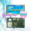 7インチTFT LCDのモジュール、可聴周波演劇オプションの、タッチ画面Dmt80480t070_03W