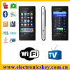 "WiFi, Java, TV Mobile Phone With 3.2"" Touch Screen (C5000+)"