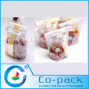 Bolso de empaquetado impreso de la torta plástica de la categoría alimenticia