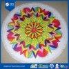 従来のインドの曼荼羅新しいデザイン円の円形のビーチタオル