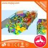 O projeto do parque de diversões caçoa o campo de jogos macio interno do Trampoline para a venda