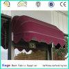 Recubierto de PVC 100% poliéster 600d Oxford cubierta con tejido resistente al UV