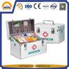 Kit de Primeros Auxilios de aluminio con bolsa de primeros auxilios productos (HMC-1010)
