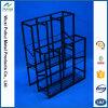 Стеллаж для выставки товаров обруча стального крена пола стоя (PHY3028)