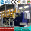Machine de roulement de plaque de roulis de /4 de machine de roulement de plaque de la commande numérique par ordinateur Mclw12CNC-20X3000 avec la norme de la CE
