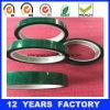 Precio de la buena cinta verde de enmascarado 0.05m m da alta temperatura del animal doméstico