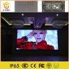 Afficheur LED polychrome d'intérieur visuel du mur P3 de DEL