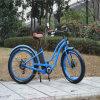 Fetter Gummireifen-elektrisches Fahrrad für Damen (RSEB-506)