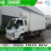 Isuzu 3815mm 4X2 8tons Tiefkühlkost-Transport-LKW