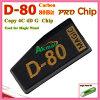 PRO chip di tasto dell'automobile D-80 per la bacchetta magica