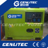Digital Control Panel를 가진 5kw Air Cooled Silent Diesel Generator