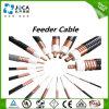 Coaxiale Kabel van de Voeder van de Kabel rf van het schild de Coaxiale voor het Systeem van kabeltelevisie