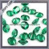 Ovali allentato resistente a temperatura elevata 10 x della pietra preziosa di vendita calda verde Nano 14