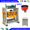 Pequeno manual de pavimentação Brick Making Machine Price