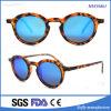 Óculos de sol polarizados de espelho unisex de moda